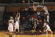 Women's Basketball vs. Alma