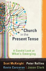 Church in the Present Tense: cover image.