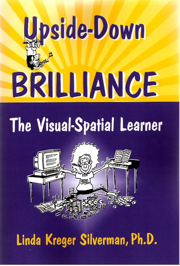 Upside-Down Brilliance: The Visual-Spatial Learner cover image