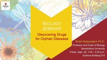 Discovering Drugs for Orphan Diseases