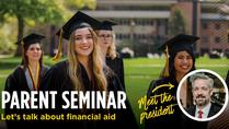 NEW Parent Seminar: Financial Aid