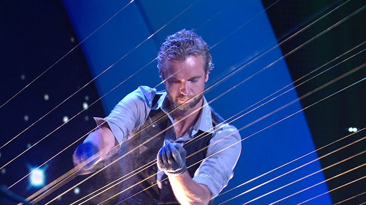 $presenter.firstNameGroupName William Close and the Earth Harp Collective