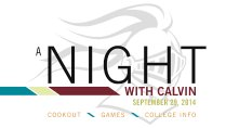 A Night with Calvin - Illiana