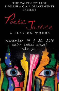 The Poetic Justice poster