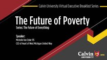Executive Breakfast Series: The Future of Poverty