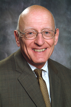 John E. Hamersma, professor of music emeritus
