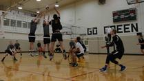 Men's Club Volleyball vs Bowling Green