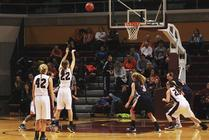 Women's Basketball vs. Olivet