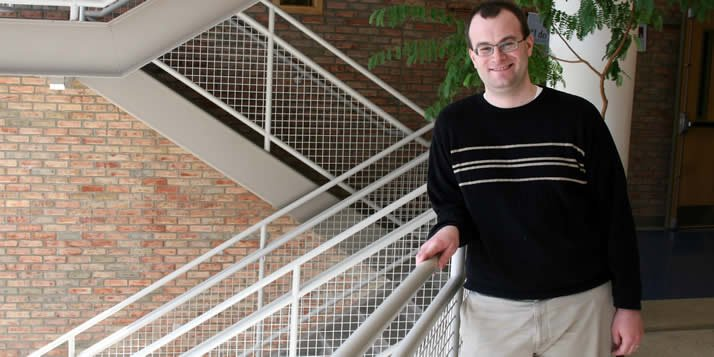 Psychology professor Blake Riek studies the motivators behind asking for forgiveness.