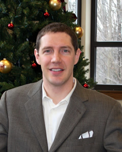 Political science professor Joel Westra