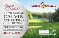 Calvin Athletics Golf Outing