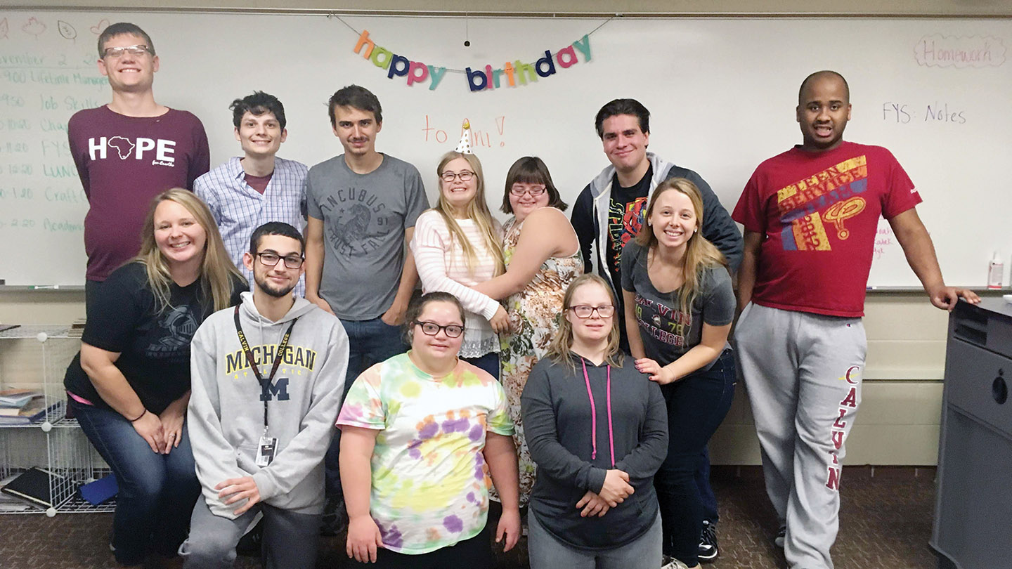 The 2018–19 Ready for Life class