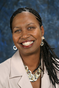 Michelle Loyd-Paige, professor of sociology