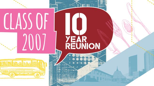 10-Year Reunion: Class of 2007
