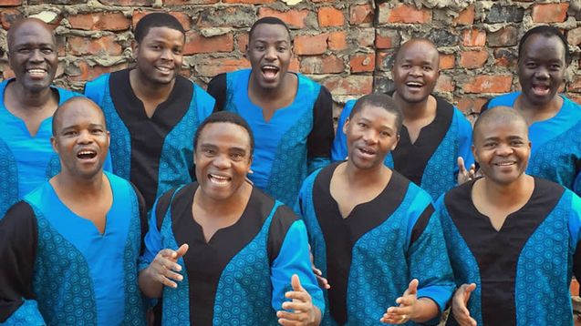SAO - Ladysmith Black Mambazo