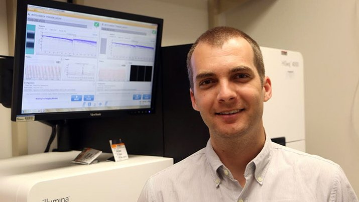 Cancer researcher brings research back to the basics