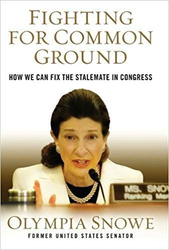 Fighting for Common Ground: How We Can We Fix the Stalemate in Congress cover image