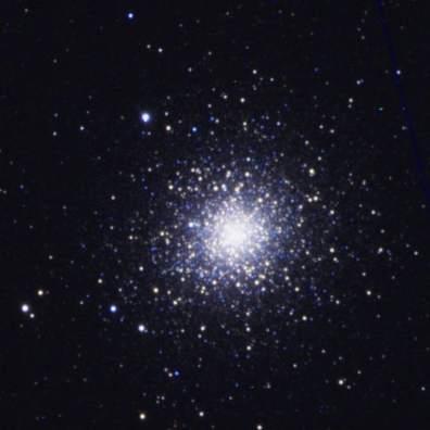 Messier 2 (Photographed by Scott Vanden Berg, 2018)
