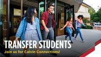 Calvin Connections: Transfer Students