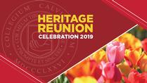 Alumni Online Resources - The Age of the Earth (Presented at the 2019 Heritage Class Reunion)