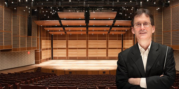 Conductor, performer and teacher John Varineau will conduct Calvin's orchestras.
