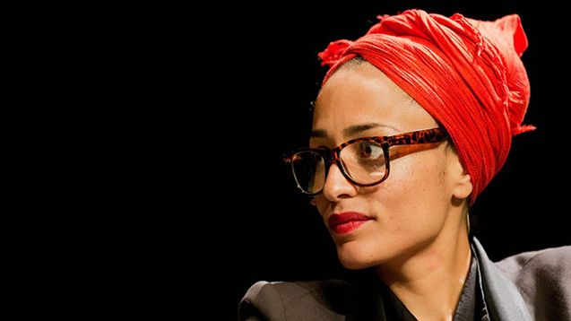 FoFW- An Evening with Zadie Smith