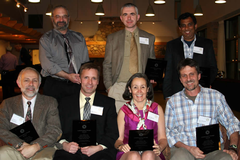 Faculty awards winners