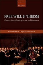 Free Will and Theism cover image.