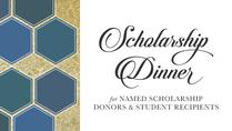 2019 Named Scholarship Dinner