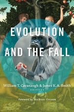 Evolution and the Fall cover image.