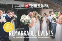 Venues at Calvin Wedding Pop Up