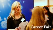 Teacher Search career fair