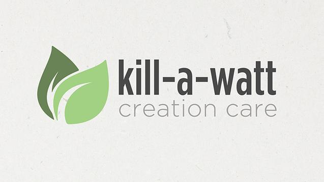 Kill-a-Wall Creation Care logo