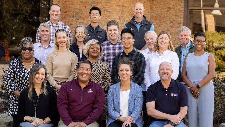 Calvin Alumni Association Board 2018–2019