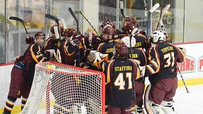 Hockey makes national title run