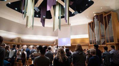 Chapel worship