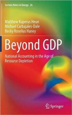 Beyond GDP cover image.