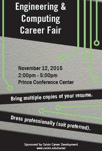 Engineering & Computing Career Fair