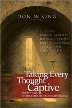 Taking Every Thought Captive cover image.