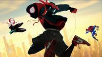 Student Activities Office - Spider-man into the Spider-verse