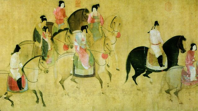 Decadence and Destruction: The Revelry of Tang Emperor Xuanzong that Culminated in Rebellion