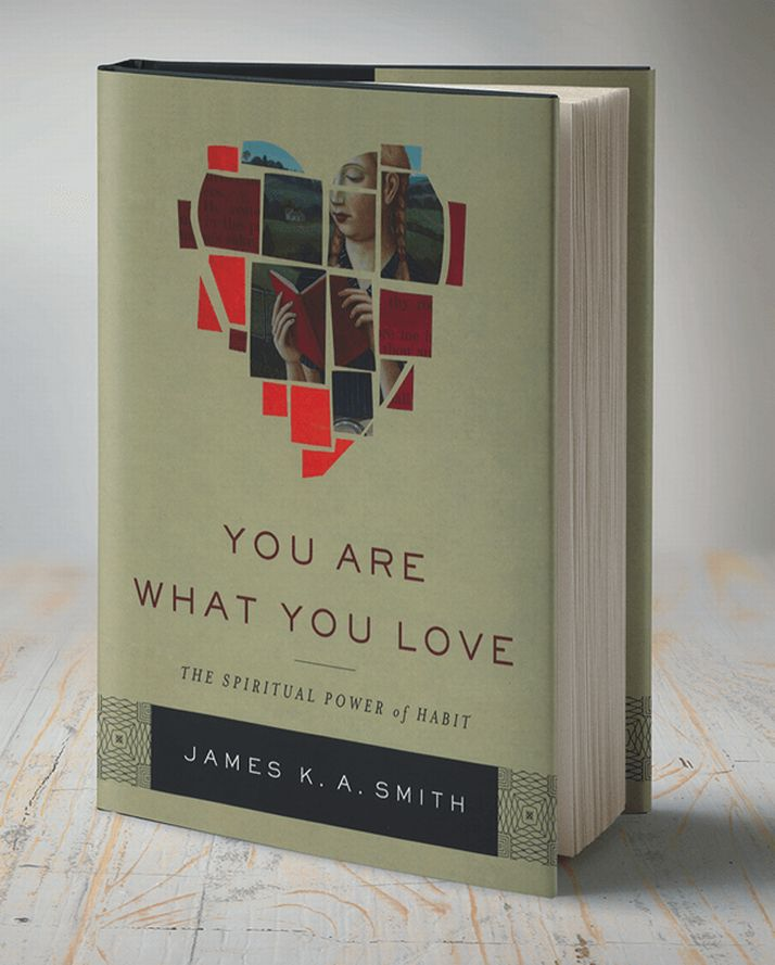 James K.A. Smith's new book addresses the power of habit | Spark ...