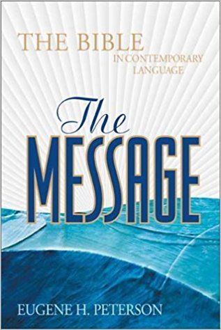 The Message: The Bible in Contemporary Language cover image