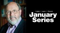 January Series - Stob Lecture Series - The Royal Revolution: Fresh Perspectives on the Cross