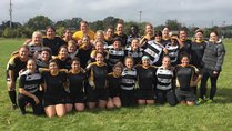 Women's Rugby vs Western Michigan Univ.
