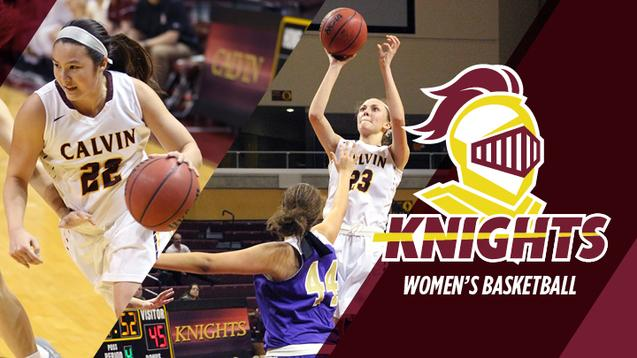 Knights Women's Basketball action image