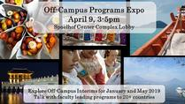 Off-Campus Programs Turns 50 Expo