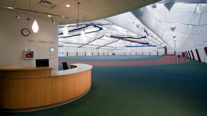 Huizenga Tennis and Track