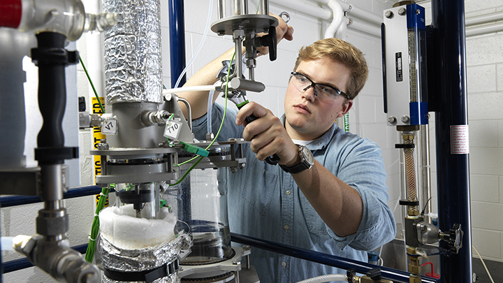 notre dame bound chemical engineer news calvin college