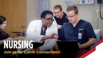 Calvin Connections: Nursing